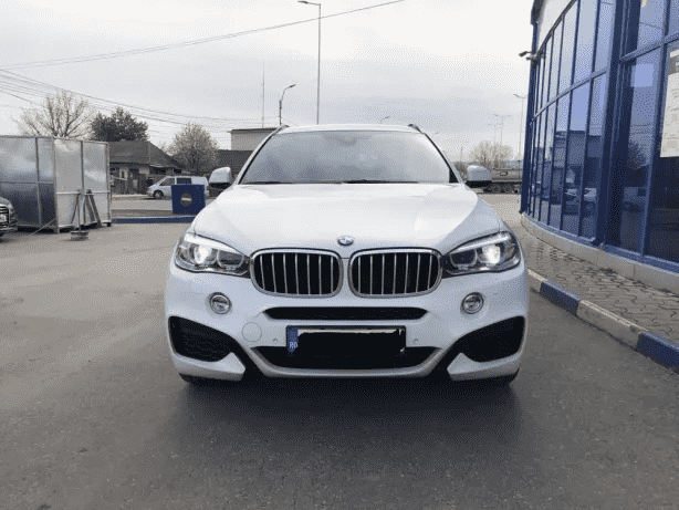 BMW x6 2016 pachet M 4,0d 313 hp