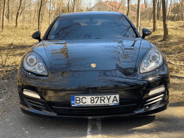 Porsche panamera 3,0d.variante +\-