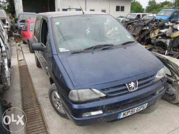 Dezmembrez Peugeot 806, 2002