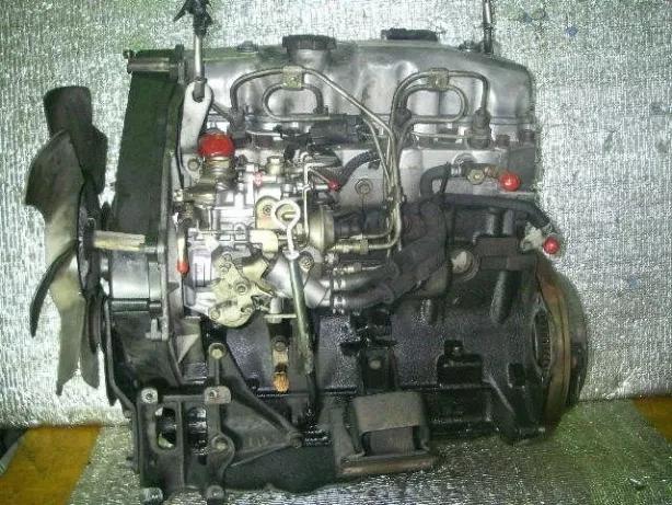 Motor 2,5 tdi L200, 4D56
