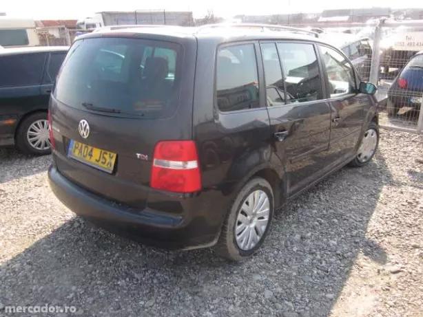Dezmembrez Volkswagen Touran 2.0 diesel, 2004