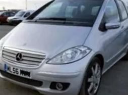 Dezmembrez Mercedes A classe w169 2000 diesel, 2007